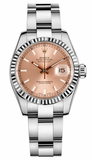 Rolex - Datejust Lady 26 - Steel Fluted Bezel - Watch Brands Direct  - 44