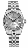 Rolex - Datejust Lady 26 - Steel Fluted Bezel - Watch Brands Direct  - 49