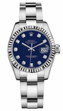Rolex - Datejust Lady 26 - Steel Fluted Bezel - Watch Brands Direct  - 16