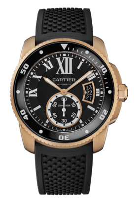 Cartier,Cartier - Calibre de Cartier Diver - Watch Brands Direct
