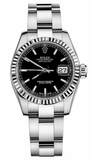 Rolex - Datejust Lady 26 - Steel Fluted Bezel - Watch Brands Direct  - 12