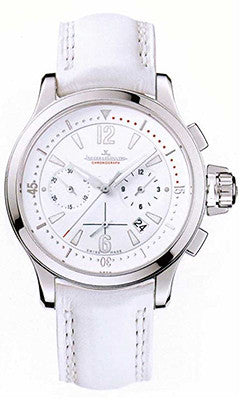 Jaeger-LeCoultre - Master Compressor - Chronograph - Stainless Steel - Watch Brands Direct  - 1