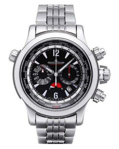 Jaeger-LeCoultre - Master Compressor - Extreme World Chronograph - Watch Brands Direct  - 1