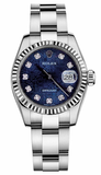 Rolex - Datejust Lady 26 - Steel Fluted Bezel - Watch Brands Direct  - 18
