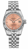 Rolex - Datejust Lady 26 - Steel Fluted Bezel - Watch Brands Direct  - 41