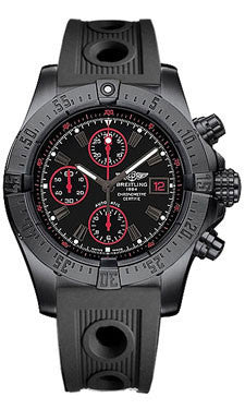 Breitling,Breitling - Avenger Blacksteel - Watch Brands Direct