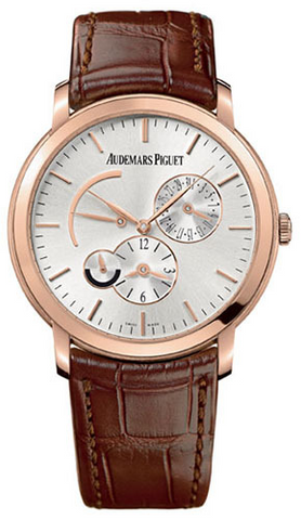 Audemars Piguet,Audemars Piguet - Jules Audemars Dual Time - Watch Brands Direct