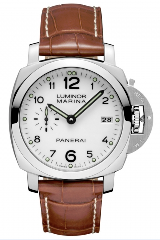 Panerai,Panerai - Luminor 1950 3 Days Automatic Acciaio - Watch Brands Direct