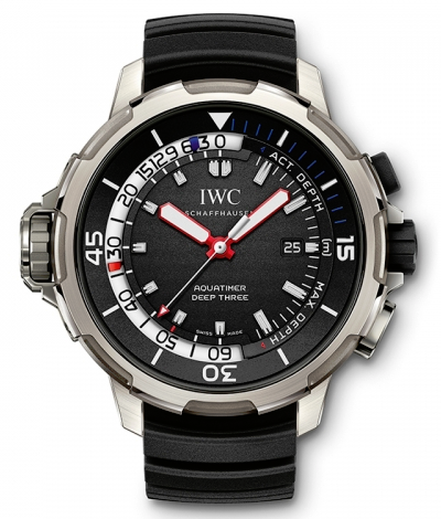 IWC,IWC - Aquatimer Deep Three - Watch Brands Direct