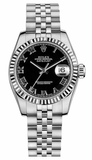 Rolex - Datejust Lady 26 - Steel Fluted Bezel - Watch Brands Direct  - 7