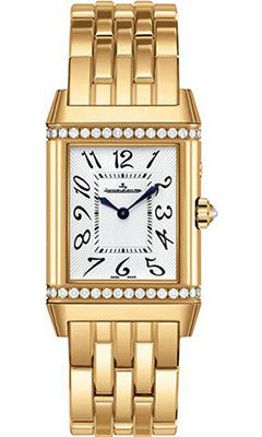 Jaeger LeCoultre - Reverso Duetto Duo - Yellow Gold - Watch Brands Direct