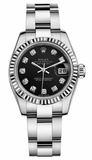 Rolex - Datejust Lady 26 - Steel Fluted Bezel - Watch Brands Direct  - 4