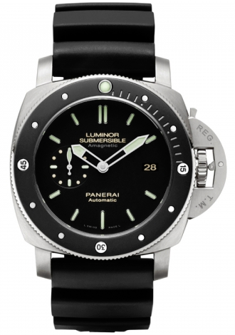 Panerai,Panerai - Luminor Submersible 1950 Amagnetic 3 Days Automatic - Watch Brands Direct