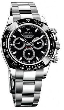 Rolex,Rolex - Cosmograph Daytona - Stainless Steel - Watch Brands Direct