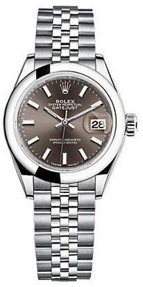 Rolex - Lady Datejust 28mm - Stainless Steel