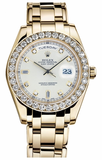 Rolex - Day-Date Special Edition Yellow Gold Masterpiece - Watch Brands Direct  - 5