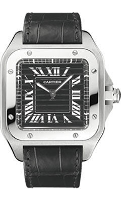 Cartier,Cartier - Santos 100 Triple 100 - Watch Brands Direct