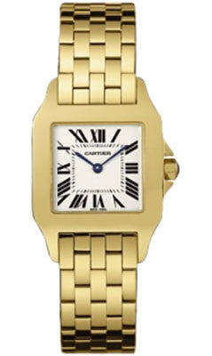 Cartier,Cartier - Santos Demoiselle Medium - Watch Brands Direct