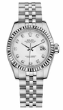 Rolex - Datejust Lady 26 - Steel Fluted Bezel - Watch Brands Direct  - 58