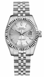 Rolex - Datejust Lady 26 - Steel Fluted Bezel - Watch Brands Direct  - 56