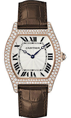 Cartier,Cartier - Tortue Large - Pink Gold - Watch Brands Direct