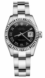 Rolex - Datejust Lady 26 - Steel Fluted Bezel - Watch Brands Direct  - 10