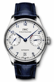 IWC,IWC - Portuguese Automatic - Stainless Steel - Watch Brands Direct