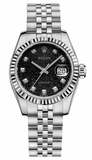 Rolex - Datejust Lady 26 - Steel Fluted Bezel - Watch Brands Direct  - 5