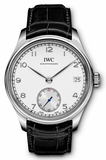 IWC,IWC - Portuguese Hand-Wound Eight Days - Watch Brands Direct