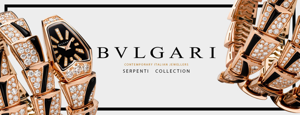 Bvlgari - Up To 40% off Retail