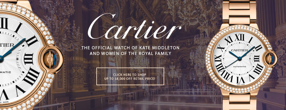 Cartier - Up To $8,000 off Retail