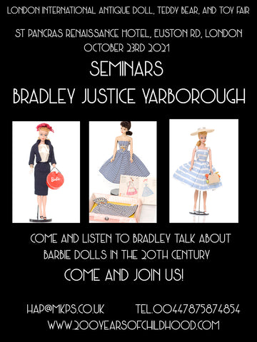 2B. 11am. Saturday 23rd October. - Bradley Justice Yarbrough.