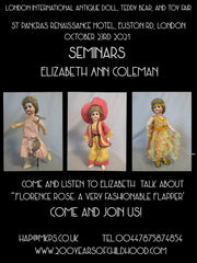 4A. 1pm. Saturday 23rd October.- Elizabeth Ann Coleman