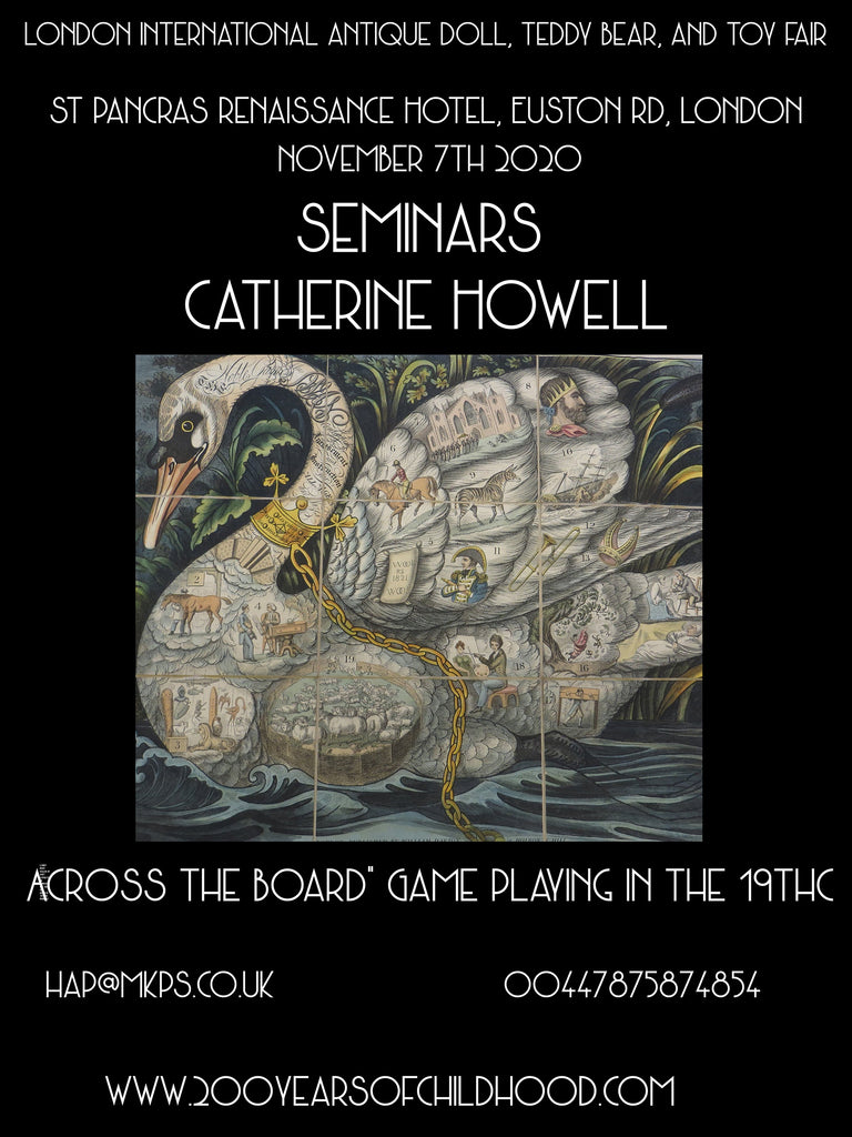 2C. 11am. Saturday 7th November - Catherine Howell