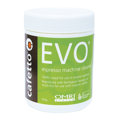 Cafetto Evo Espresso Machine Cleaner 500g