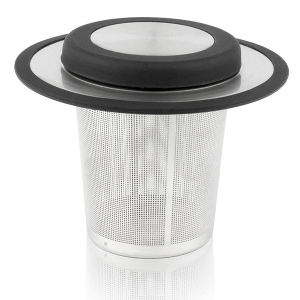 Bredemeijer - Tea Filter with Coaster (Stainless Steel)
