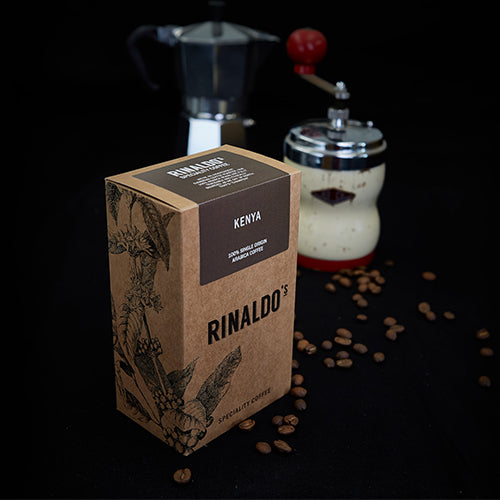 KENYA AA: Kimlogit - Single Origin - 100% Arabica