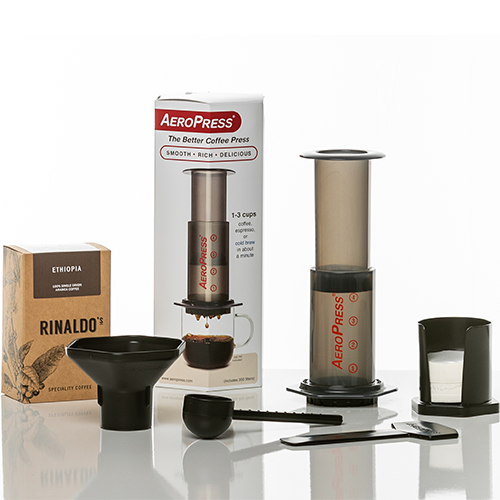 AEROPRESS (with TOTE BAG) - Plus any 250g coffee for free
