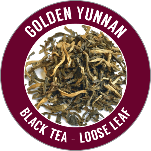 Finest Golden China Yunnan - FOP
