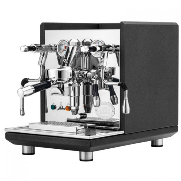 "ECM ""Synchronika"" (Anthracite) Home Espresso Machine - 1 Group -  Dual Boiler (PID)"