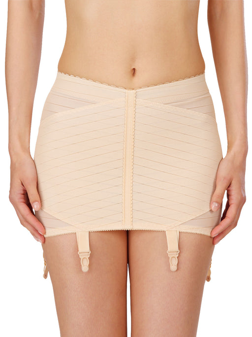 Naturana Extra Firm Control Suspender Girdle (L-7XL)