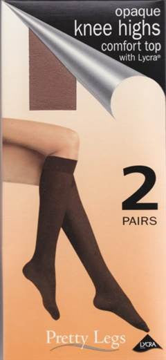 70 Denier Knee Highs