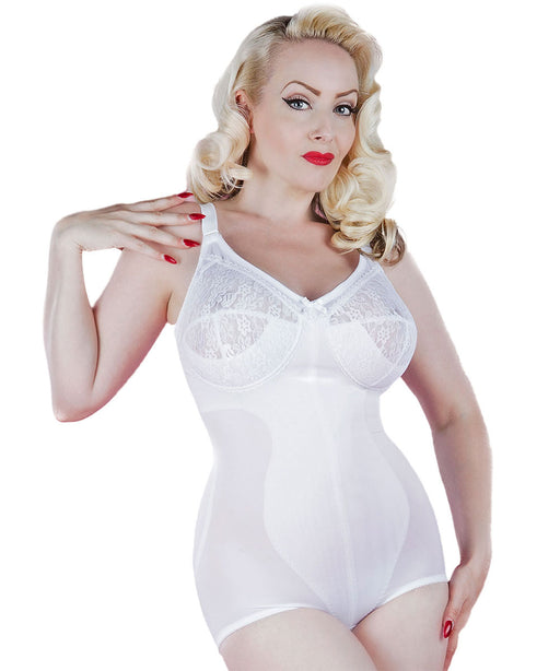Size 36D Naturana Smooth Cup Non Wired Medium All In One Control Corselette 3030