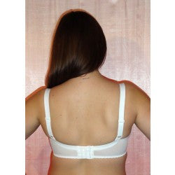 Berdita Underwired Bra (White)