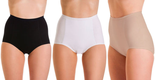 La Marquise Maxi Control Brief Cotton Lycra (2 Pack) [Sloggi Style]
