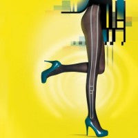 "Pretty Polly ""Retro"" Tights"