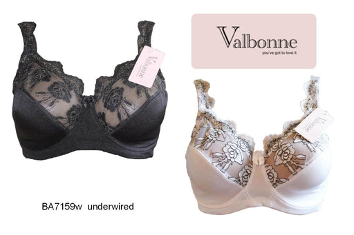 Valbonne Firm Control Underwired Bra
