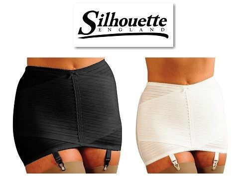 Silhouette Madam X Suspender Girdle