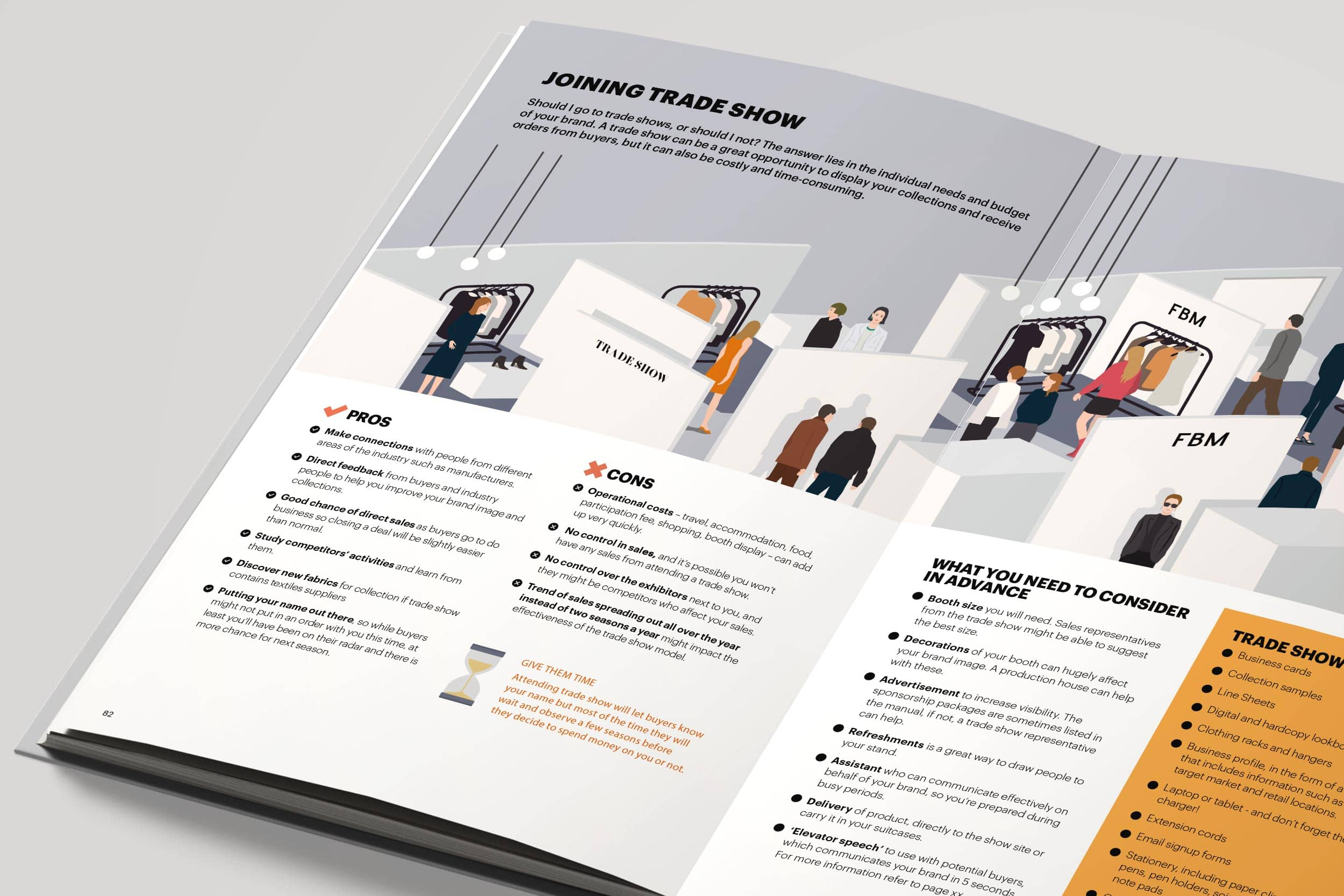 The Fashion Business Manual A Visual Guide To Fashion Business