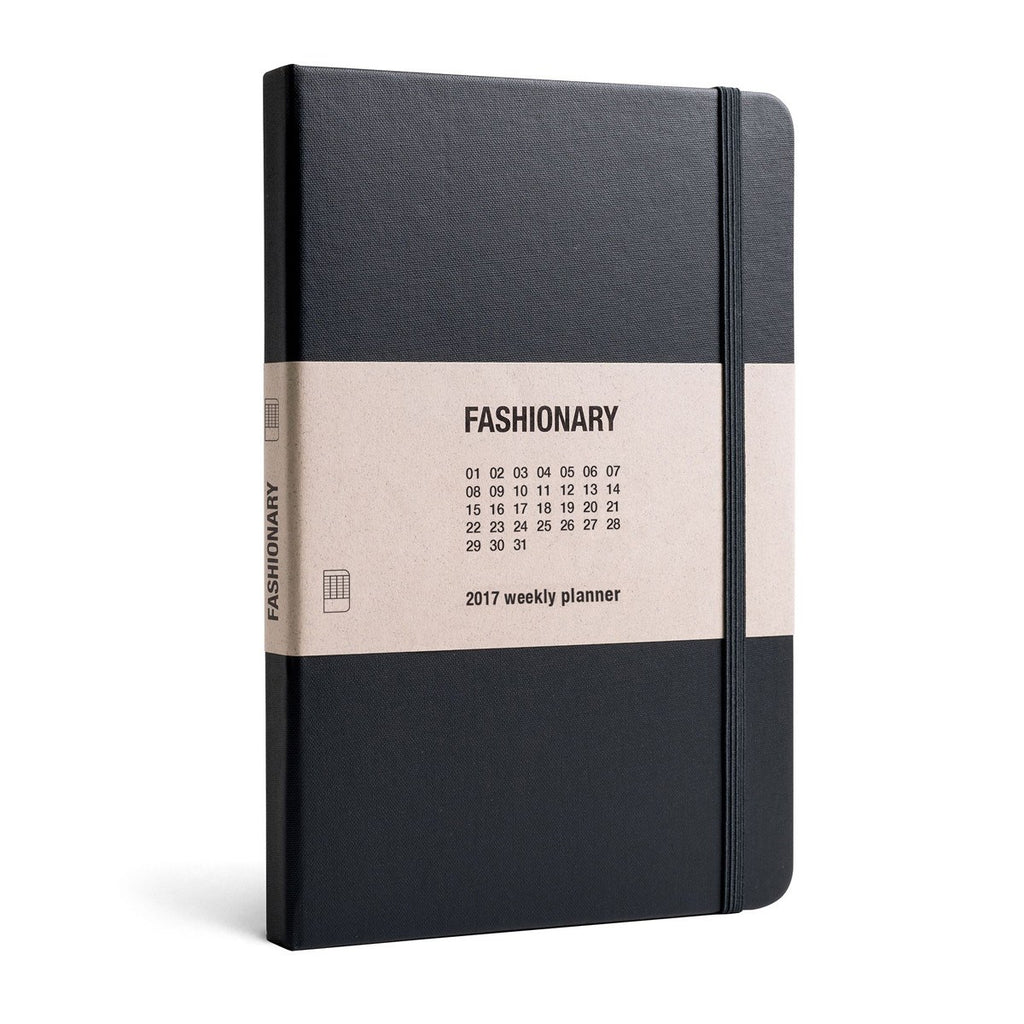 2017 Planner A5 - Fashionary  - 1